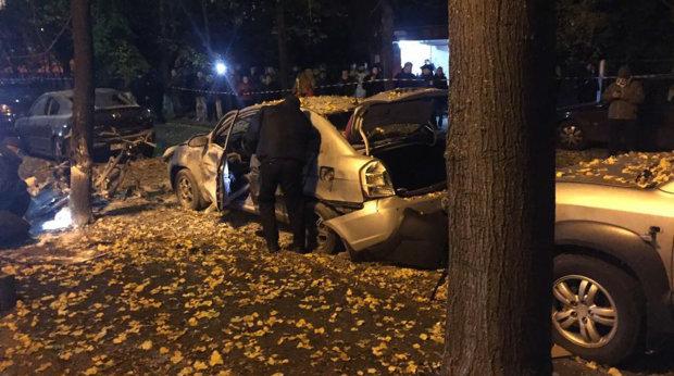 Срочно! В сети появилось видео теракта в Киеве