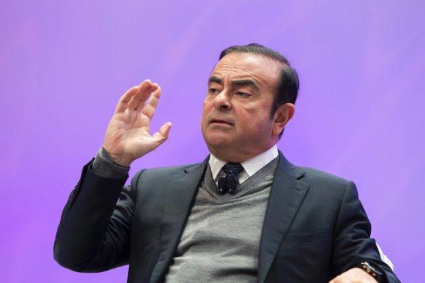 Копы схватили главу Renault-Nissan-Mitsubishi