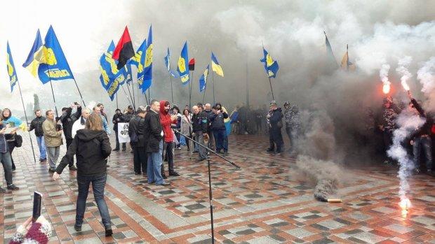 Массовые протесты в Украине: осень обещает быть жаркой?