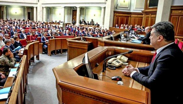 Депутаты расставили точки над «i»: опубликован полный текст закона «О введении военного положения в Украине