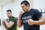 """""""Не хочу этой грязи"""": Усик рассказал о будущих боях с российскими боксерами"""