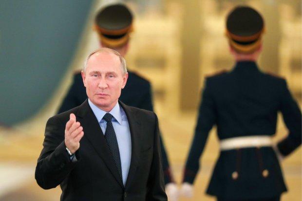 """Путин напугал внешним видом: """"Скоро этот прыщ на *опе будет"""""""