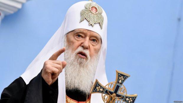 Бог таких не прощает: Филарет обратился к украинским бойцам, от этих слов мандраж проходит