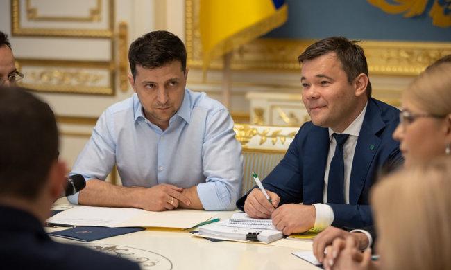 """В сети высмеяли """"любовную"""" связь Зеленского и Богдана"""