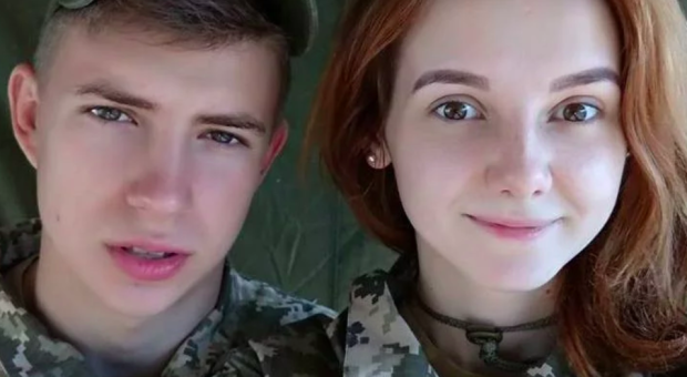 «Дети на фронте! Ему 20, ей 19! Ждут ребенка»: история молодых патриотов раздирает душу, храни их Господь