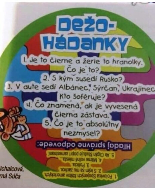 Узнайте, как в зарубежных детских журналах издеваются над украинцами