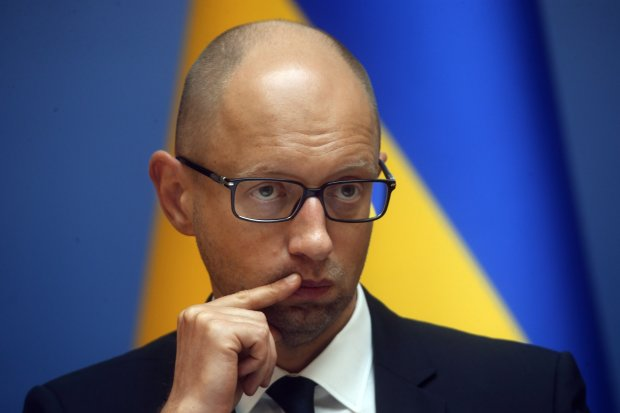 """Ушастый"" Яценюк порвал украинцев новым образом: ""Сгинь нечистая сила"""