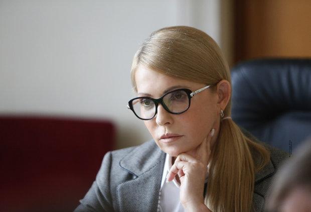 Скандал на встрече Тимошенко закончился побоищем: вмешались люди в балаклавах