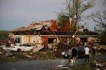 В США мощнейшее торнадо разнесло город: тысячи семей остались без электричества