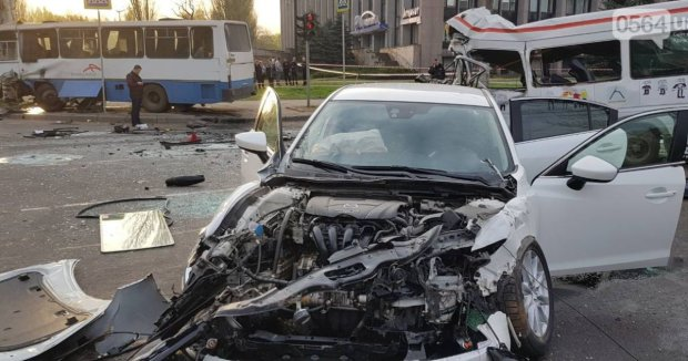 Мажор на Mazda устроил страшную бойню на дороге: есть жертвы, жуткие детали