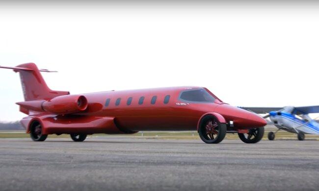 Уникальный самолет-лимузин был выставлен на аукцион. Создавался более 15 лет