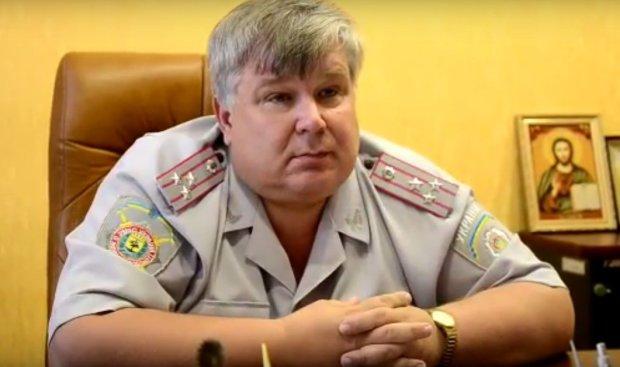 Мент-взяточник Панасюк, сотрудничавший с боевиками, получил хлебную должность в Донецкой области
