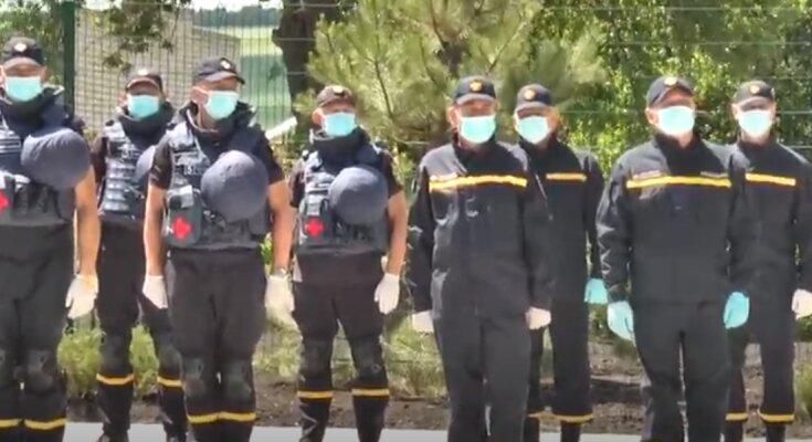Предупреждение от ГСЧС из-за погодных условий. Фото: скриншот YouTube