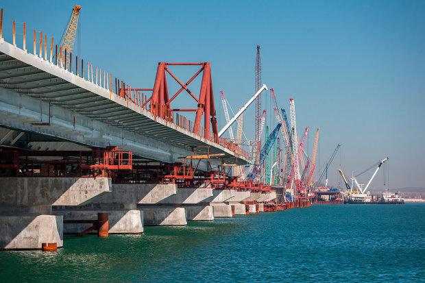 В РФ опозорились из-за Крымского моста, украинцы в шоке от наглости русских: Просто нам так удобнее
