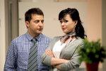 Владимир и Елена Зеленские проведали Анастасию Заворотнюк: не смогли остаться в стороне, фото