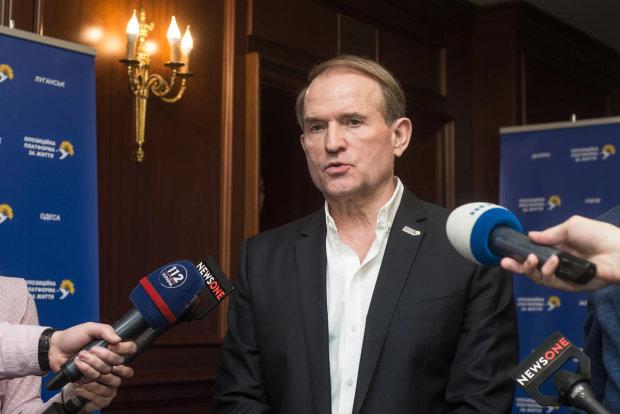 Медведчук: Руководство «Нафтогаза» — реальная угроза энергобезопасности Украины