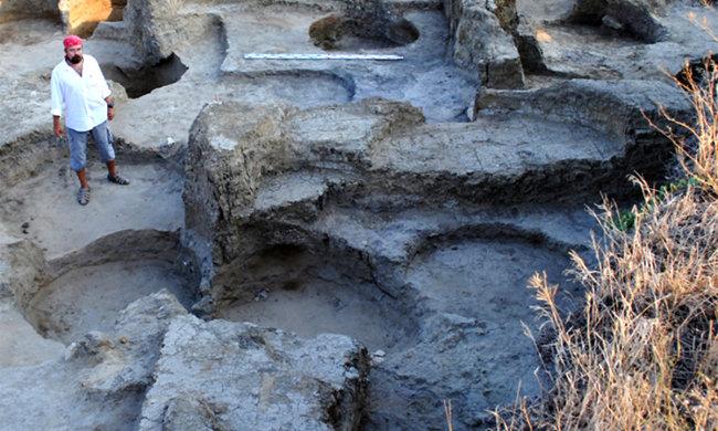 Археологи наткнулись на военную базу персидского царя