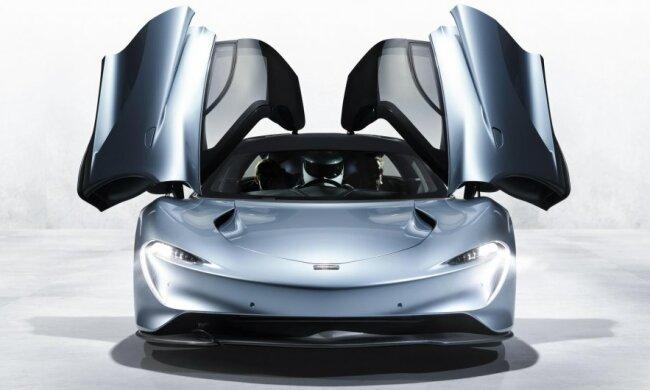 Футуристическая новинка от McLaren поступит в продажу уже в этом году: мечта любого водителя