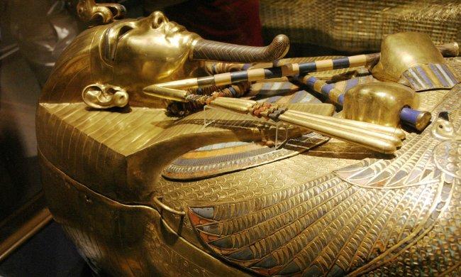Раскрыта главная тайна амулета Тутанхамона: без пришельцев не обошлось