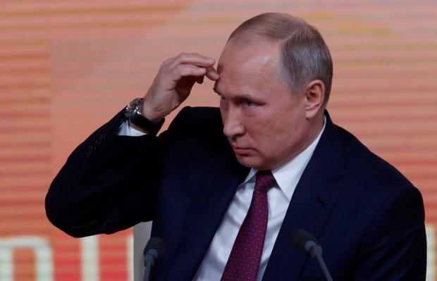 """""""Кузнечик - коленка назад"""": сеть порвало новое фото ног Путина"""