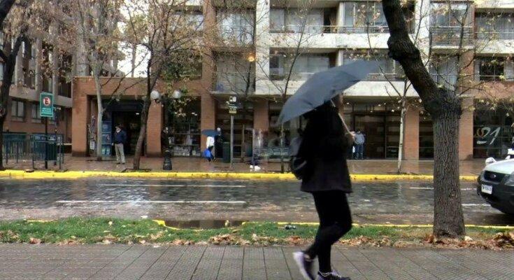 В Украину возвращаются осенние дожди. Фото: скриншот Youtube-видео