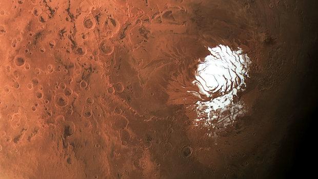"""Ученые опубликовали неожиданное открытие: """"Марс может быть не только обитаем, но и..."""""""