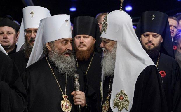 Московский патриархат обещает наказывать за поддержку Украинской церкви