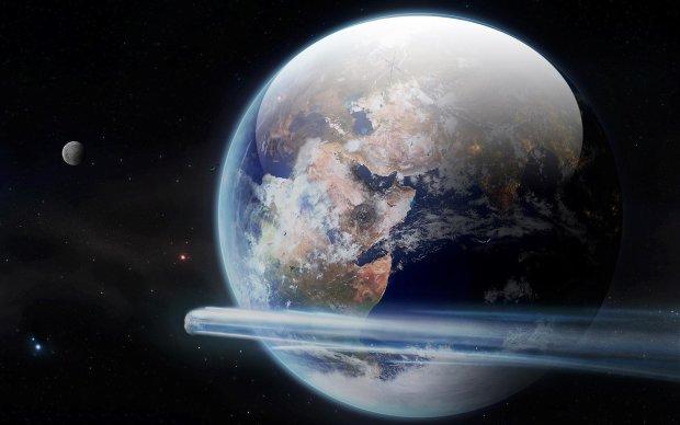 Гигантский астероид пронесся возле Земли, астрономы в ужасе