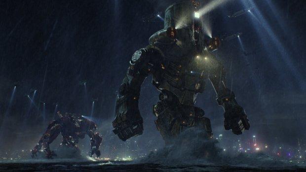 Вот это да! Состоялась первая битва гигантских роботов!