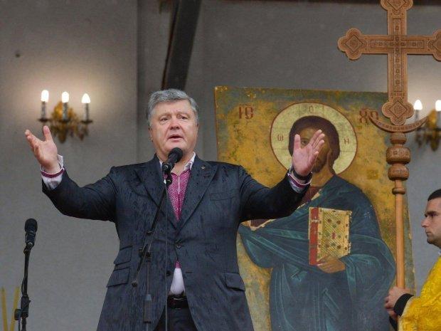 Порошенко подкупает московских попов самым ценным. Украинцы в шоке, это просто за гранью