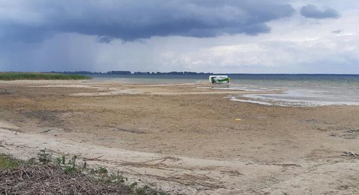 Озеро Свитязь под угрозой исчезновения: экологи предупредили о неминуемом