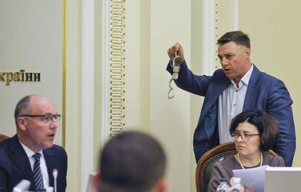 Парубий и Савченко срывают инаугурацию Зеленского, разразился громкий скандал, видео