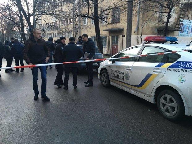 В Киеве продолжаются расстрелы, получить пулю можно даже посреди дня в центре города