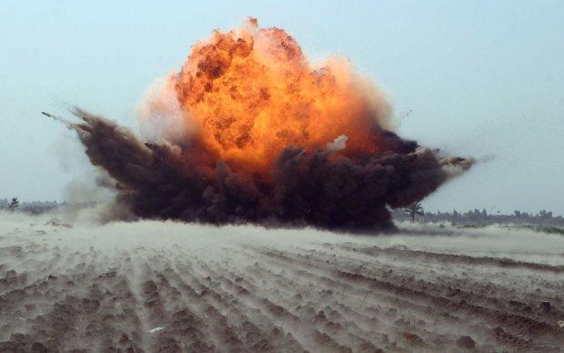 Срочная новость! Под Киевом прогремел взрыв