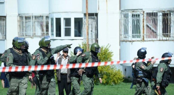 ЧП в Казани. Фото: скриншот Телеграм