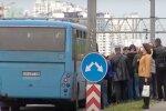 В Украине запускают транспорт. Фото: скриншот YouTube