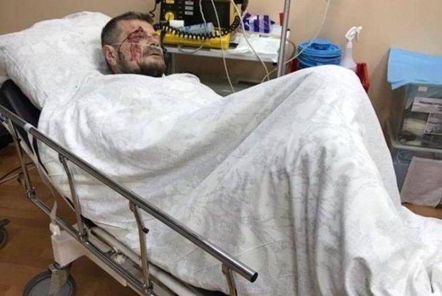 Состояние тяжелое: врачи пытаются сделать все, чтобы Мосийчук не потерял ногу