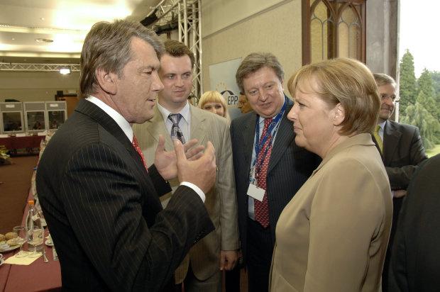 Ющенко о том, стоит ли Зеленскому и Вакарчуку идти в президенты: «Они молодые, талантливые и умные. Этого и так слишком много»