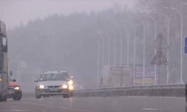 Зима не отпускает Украину. Какие области пострадают больше всего