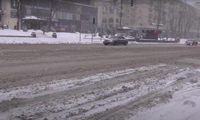 Рано радовались. Снег и зимние морозы заблокируют Украину. Проверьте свою область в списке