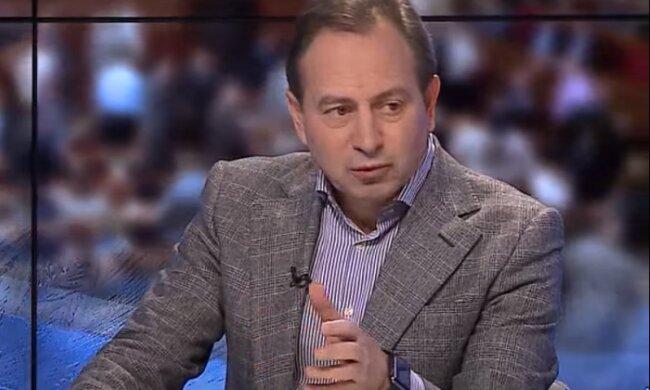 Николай Томенко. Фото: скриншот YouTube