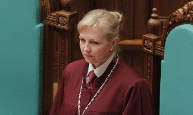 Пешка Януковича возглавила Конституционный суд: что известно