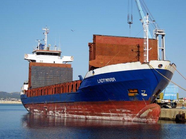 В Керченском проливе новое ЧП с иностранными суднами: подробности