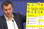 """Милованов показал правильную технику чихания при коронавирусе, """"локтем или ногой"""""""