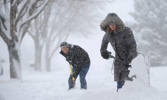 Прогноз на последние дни зимы: украинцев ждут породные карусели, радоваться нечему