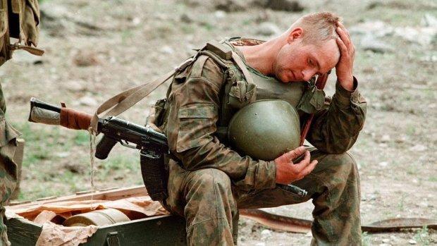 """Ветеран АТО без руки жестко обратился к Порошенко, от такой силы слов прошибает насквозь: """"когда отрубите?»"""