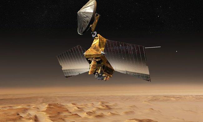 Скоро все узнают, есть ли жизнь на Марсе? Американцы заслали туда свою «разведку»