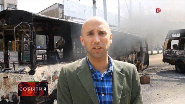 Украинский посол жестоко проучил кремлевского пропагандиста, без кулаков и матов не обошлось
