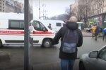 ЧП в Киеве, паника и массовая эвакуация