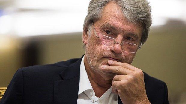 Ющенко сделал резкое заявление, которое взбудоражило всю страну, его слова убили наповал: Мы переживаем трудные времена